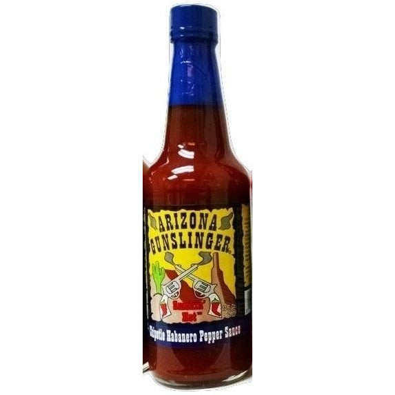 Arizona Gunslinger Habanero Chipotle 10z (296ml)