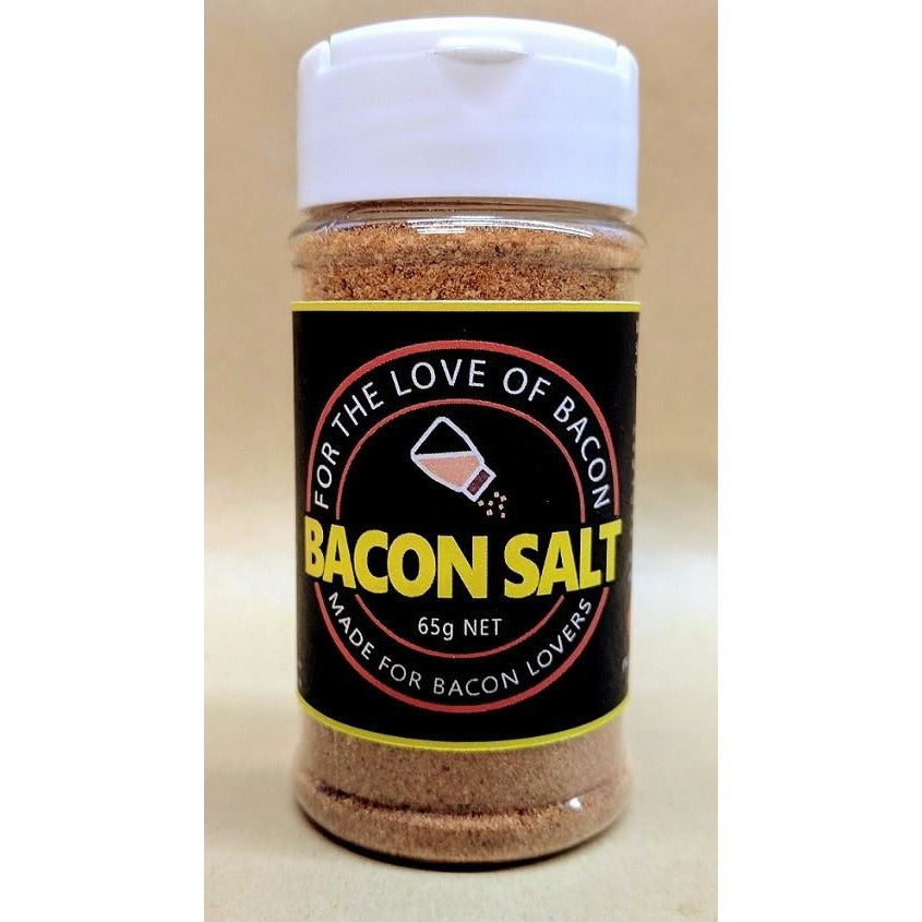 Bacon Salt - For the Love of Bacon 65gm