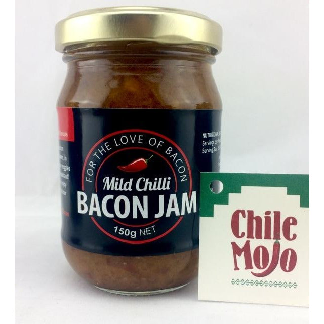 Bacon Jam - Mild Chilli 150gm