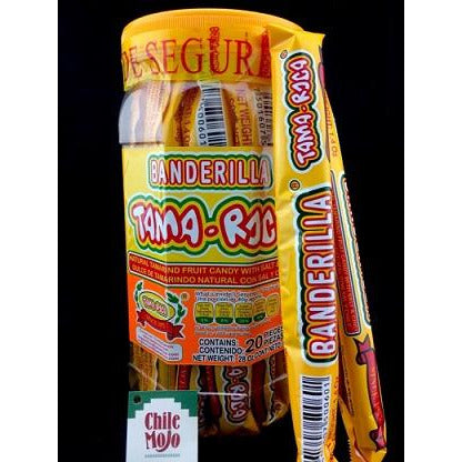 Banderilla Tama-roca Lolly Stix 20x40gm sticks (800gm)
