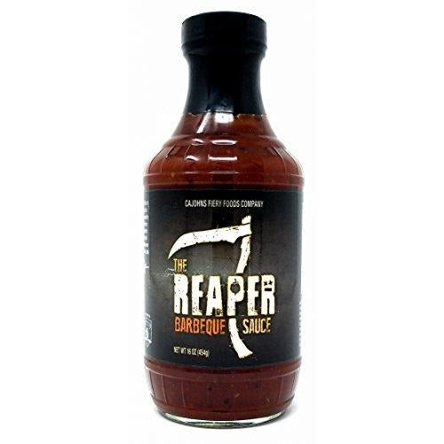 Cajohns The Reaper BBQ 473ml (16oz)