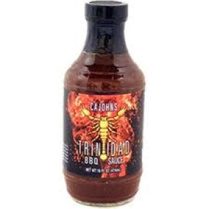 CaJohns BBQ Trinidad Scorpion 474ml