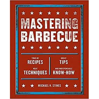 Book - Mastering Barbecue