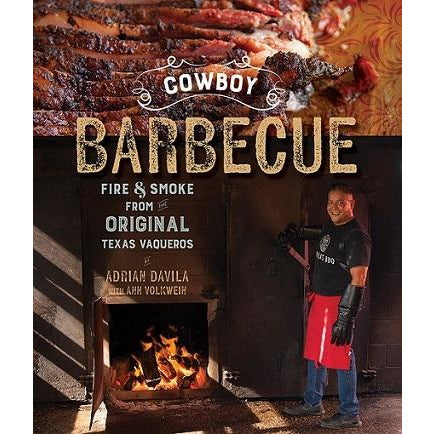 Book - Cowboy Barbecue