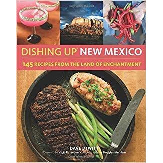 Book - Dishing up New Mexico