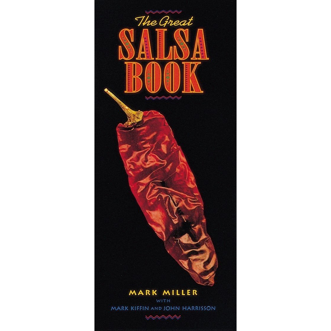 Book - The Great Salsa Book