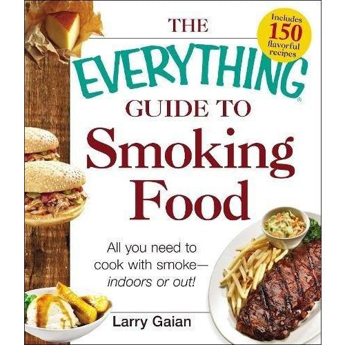 Book - Everything Guide to Smoking Food