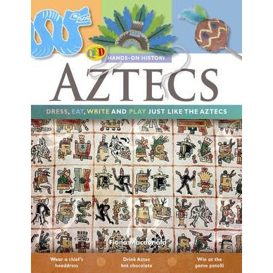 Book - Aztecs (Hands on History)