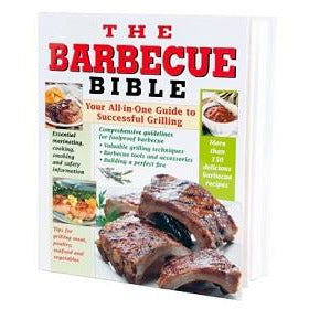 Book - The Barbecue Bible