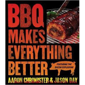 Book - BBQ Makes Everything Better