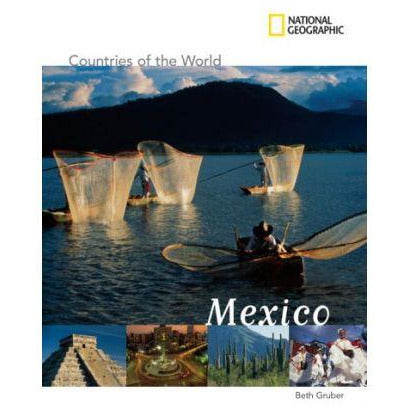Book - Countries of the World Mexico