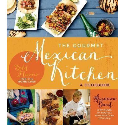Book - The Gourmet Mexican Kitchen