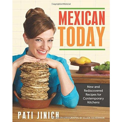 Book - Patis Mexican Today