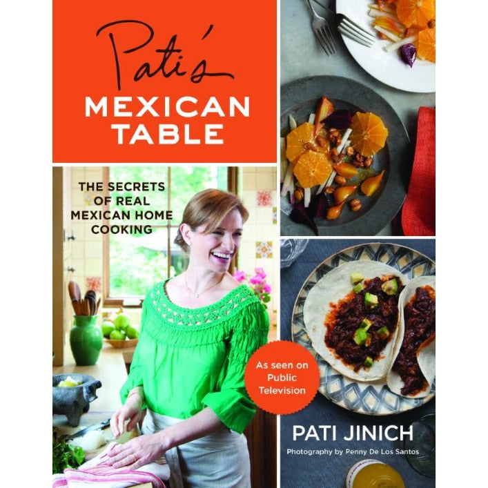 Book - Patis Mexican Table