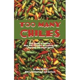 Book - Too Many Chiles