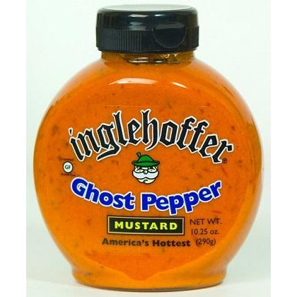 Inglehoffer Ghost Pepper Mustard 290gm