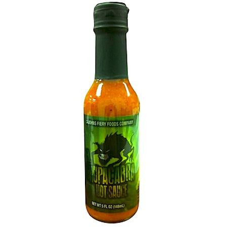 CaJohns El Chupacabra Hot Sauce (148ml)