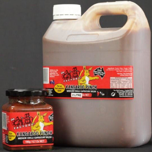 Chilli Factory 2litre Kangaroo Punch