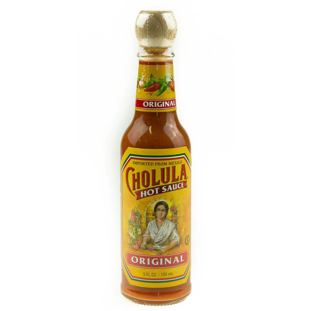 Cholula Original 148ml - Best before 04/2021