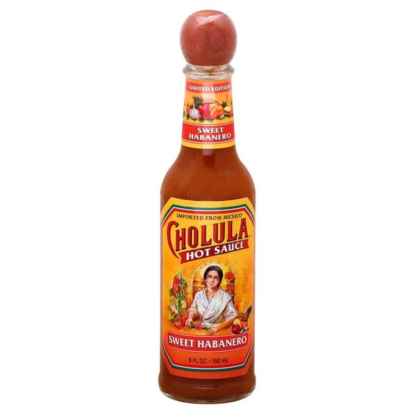 Cholula Sweet Habanero148ml (5oz)