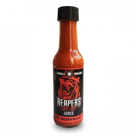 Chilli Seed Bank Reapers Ghost Sauce 150ml