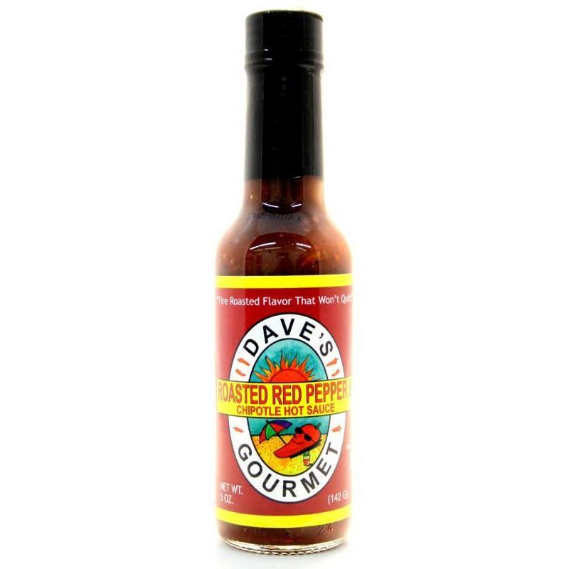 Daves Roasted Red Pepper 148ml