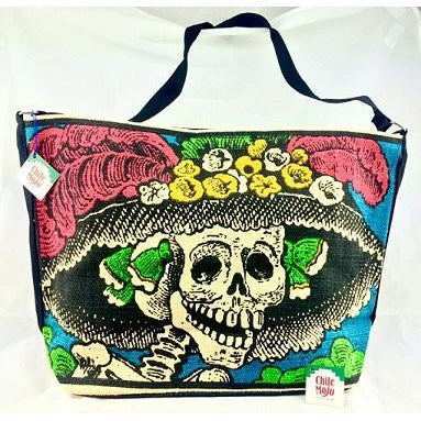 La Catrina Canvas Bag