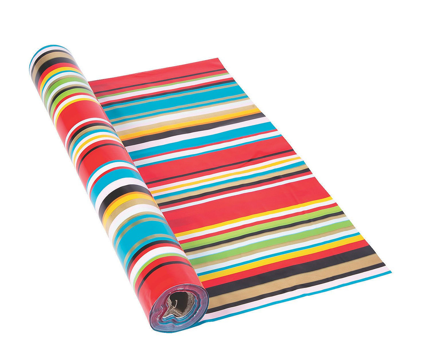 Fiesta Serape Banquet Table Cover Roll - 100ft