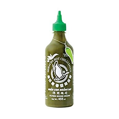 Flying Goose Green Sriracha Sauce 455ml