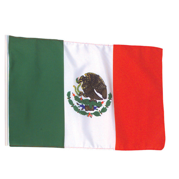3ft x 5ft Mexican Flag