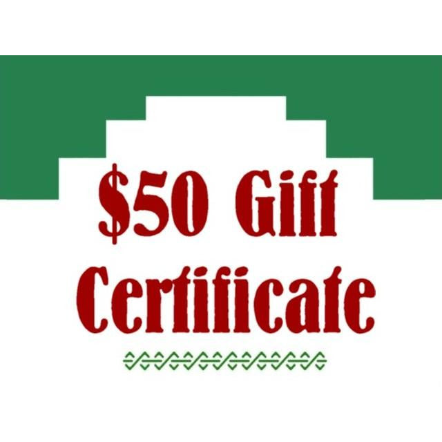 Chile Mojo Gift Certificate