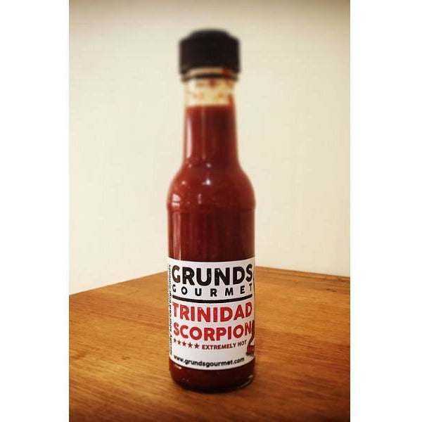 Grunds Trinidad Scorpion sauce 150ml