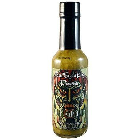 Heartbreaking Dawns The Green Verde Hot Sauce 148ml