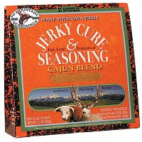 Hi Mountain Jerky Cure and Seasoning - Cajun Blend 204gm