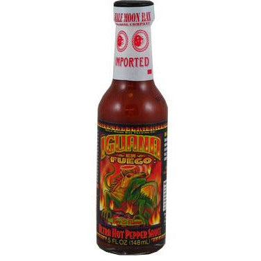 Iguana En Fuego 148ml (5oz)