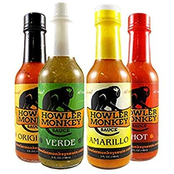 Howler Monkey Hot Sauce