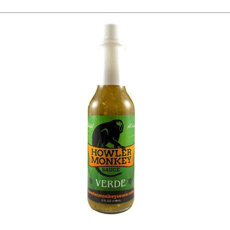 Howler Monkey Verde Hot Sauce 148ml (5oz)