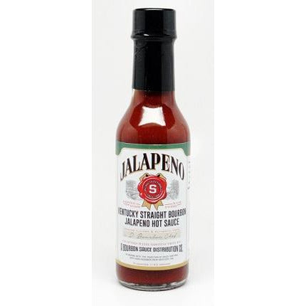 Kentucky Straight Bourbon Jalapeno Sauce