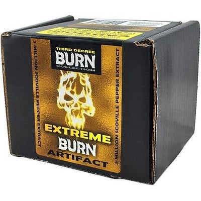 Pepper Extract Artifact Skull - Extreme Burn 3 million SHU