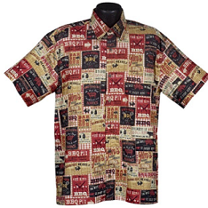 High Seas Shirt - Smokehouse BBQ