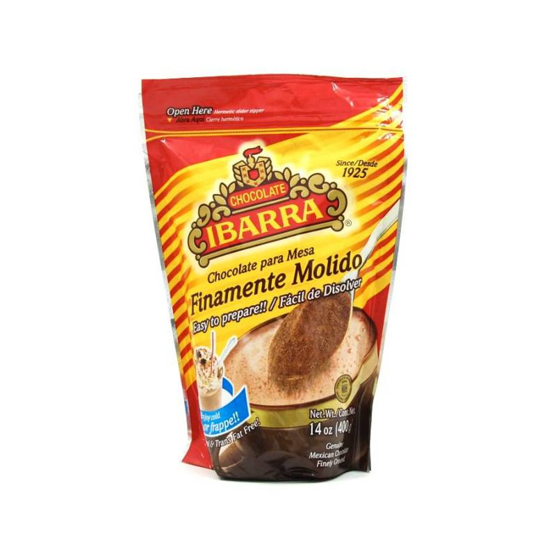 Mexican Chocolate Powder Ibarra 400g