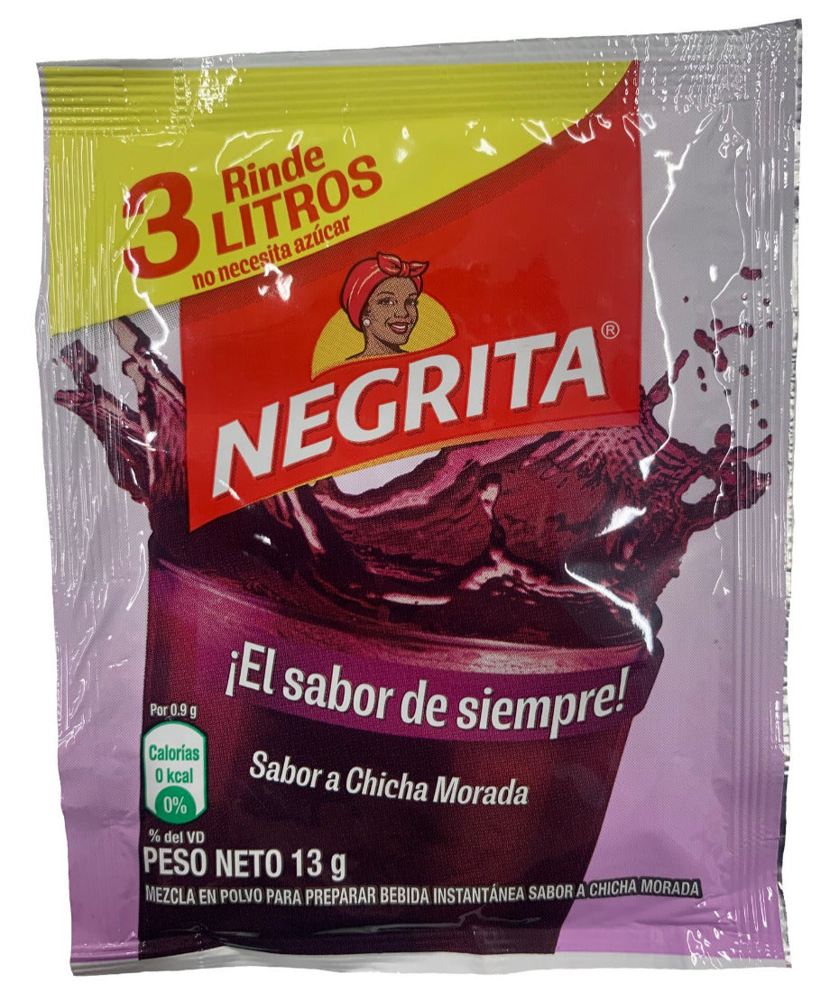 Chicha Morada instant Purple Corn Drink Mix 13gm