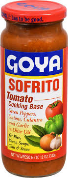 Goya Sofrito Tomato Cooking Base 340gm