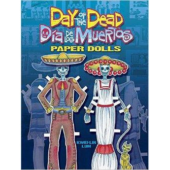 Dover Day of the Dead Paper Dolls