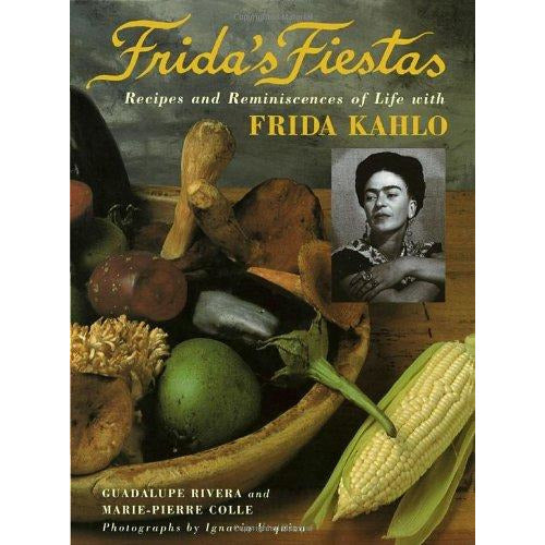 Book - Fridas Fiestas