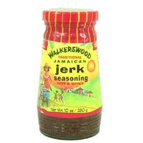 Walkerswood Jerk Original Hot 280gm (10oz)