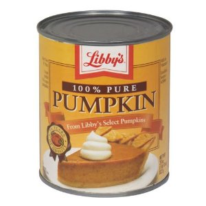 Libbys Canned Pumpkin 822gm (29oz)