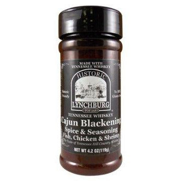 Tennessee Whiskey Cajun Blacking Spice