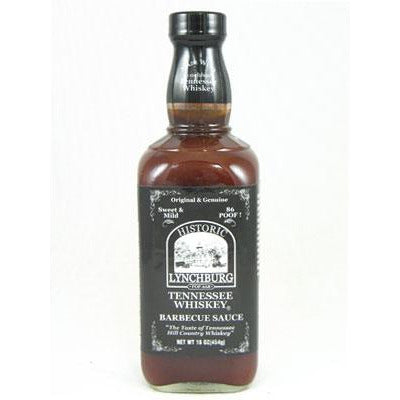 Tennessee Whiskey BBQ Mild 86