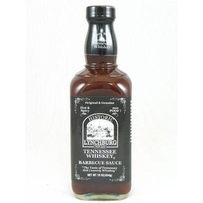 Tennessee Whiskey BBQ Hot n Spicy 100
